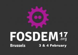 FOSDEM '17 -Confirmed- @  ULB Solbosch Campus, Brussels, Belgium
