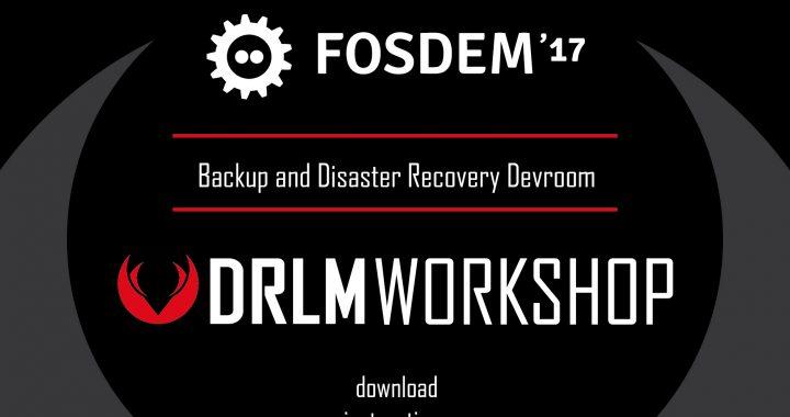 banner_WORKSHOP_DRLM_fosdem_2017