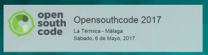 Open South Code '17 -Confirmed- @ La Térmica - Málaga