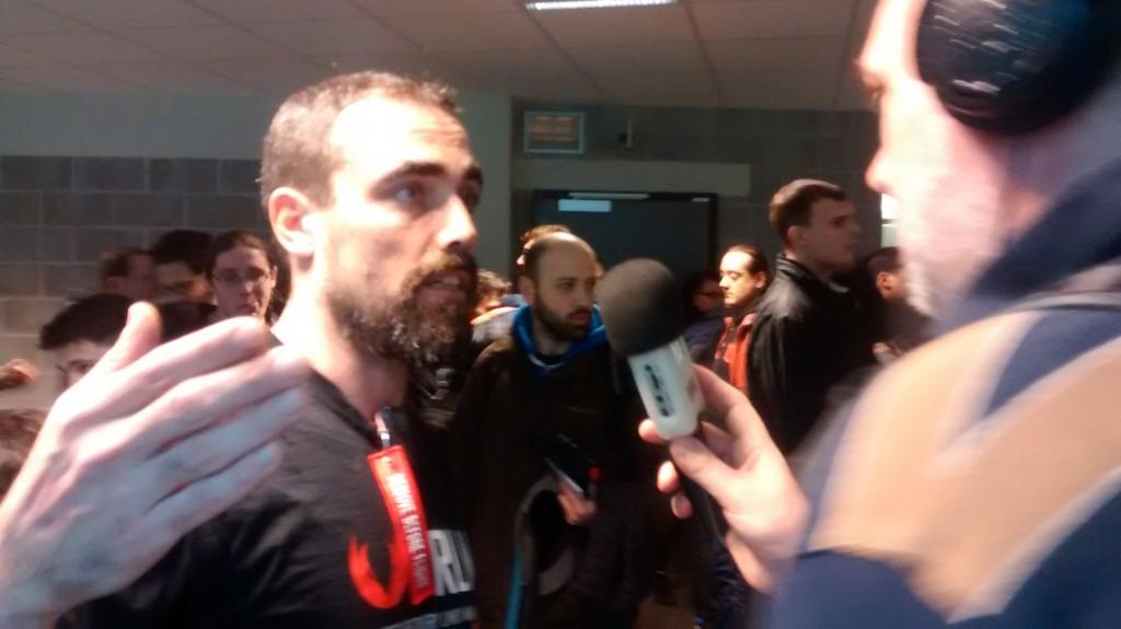 Hacker Public Radio Interview Ruben DRLM
