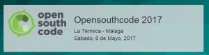 Open South Code '17 -Confirmed- @ La Térmica - Málaga