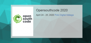 Opensouthcode '20 - cancelled @ Polo Digital Málaga
